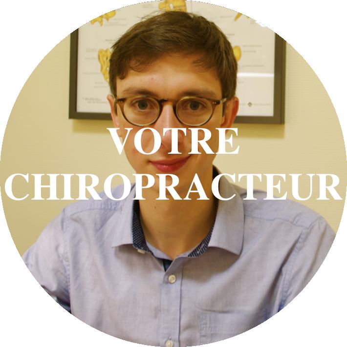 Votre chiropracteur
